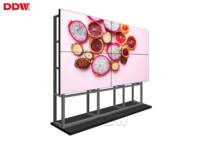 Standalone Multiple TV Video Wall , Large Video Wall Displays Dynamic Image