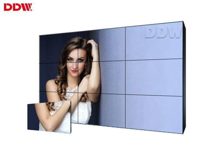 Samsung Panel Multi Display Video Wall / 55 Video Wall Display RS232 Control